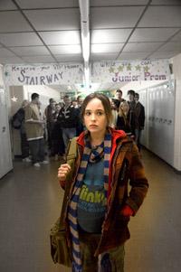 Ellen Page - Juno Preggers
