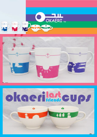 Okaeri Cups - Last Friends