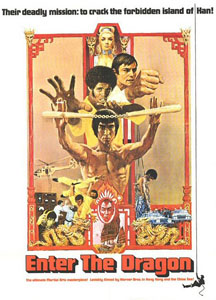 Enter the Dragon - Poster