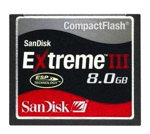 8Gb Sandisk Extreme