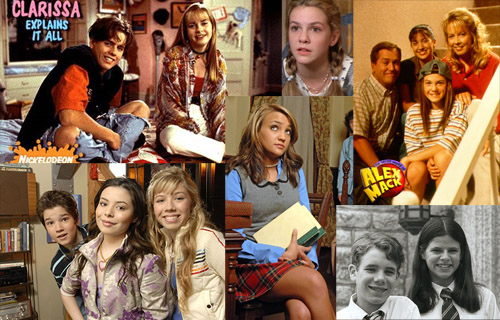 Young Female Leads on Kid Shows of the 90's and 00's