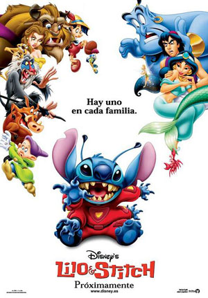Lilo & Stitch - Poster SP