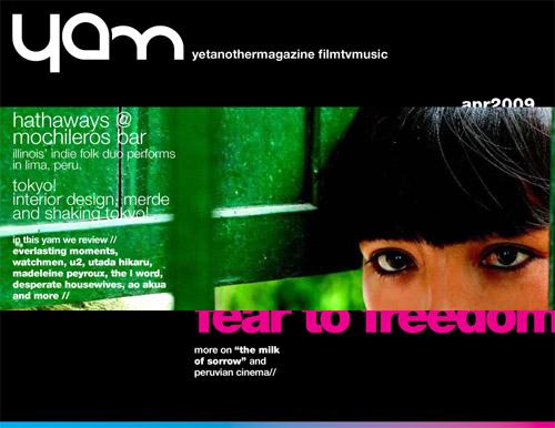 YAM - Issue 3
