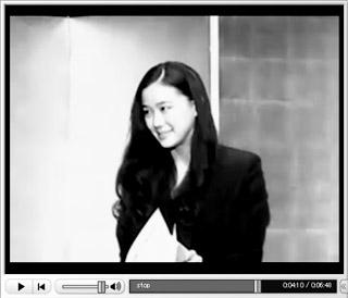 Mainichi - Video - Rookie of the Year - Yu Aoi and Shiina Ringo