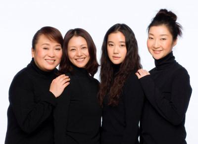 Gakuya - Dressing Room - Cast