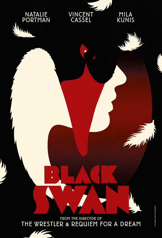 Black Swan Limited Edition Posters. Written by Amy on Saturday, October 16th