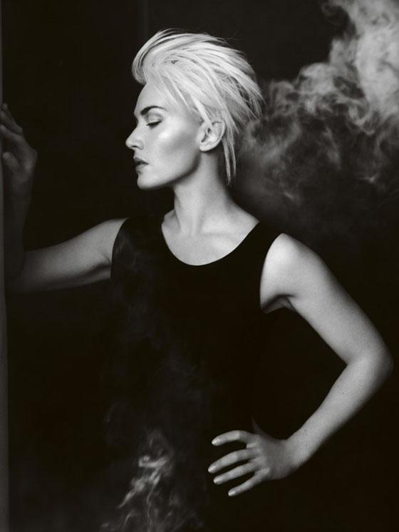 kate winslet 2011. Kate Winslet for Vogue UK by