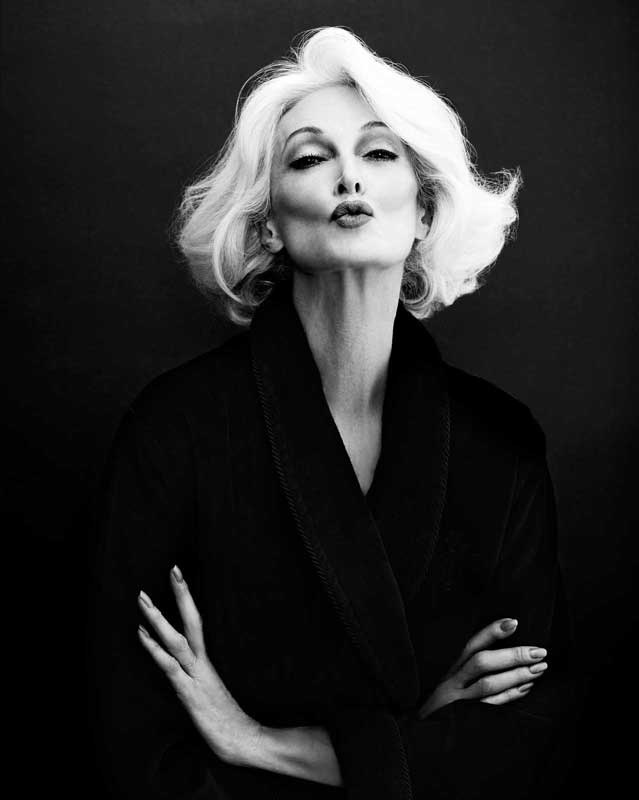 UMPH! Carmen Dell'Orefice | personal.amy-wong.com - A Blog by Amy ...